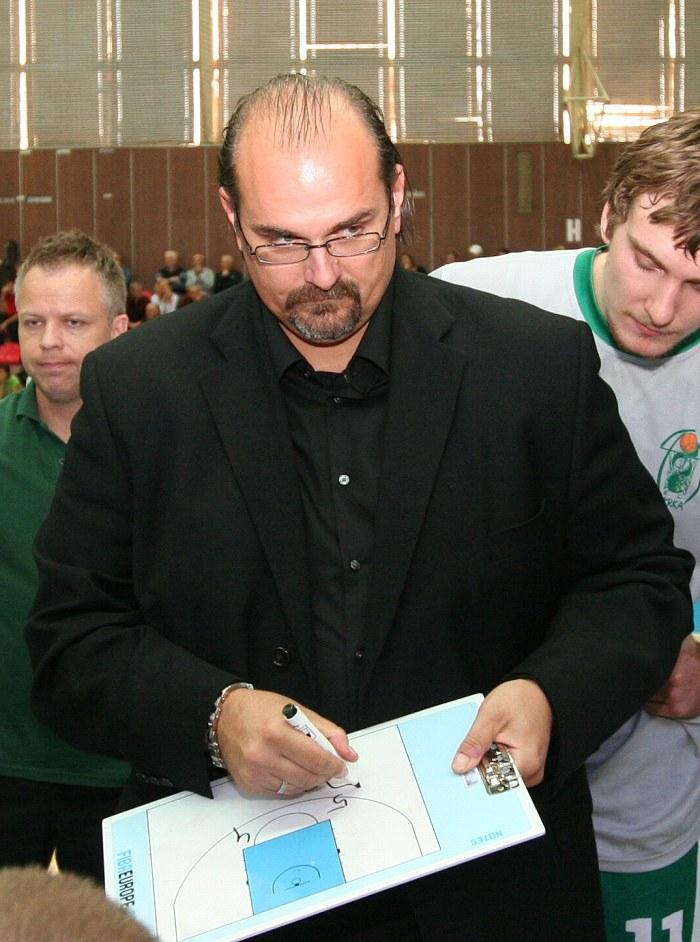 Aleksandar Džikić - trenér