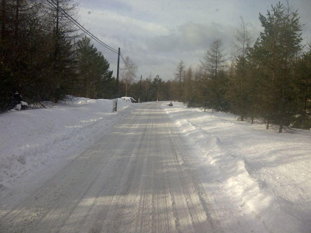 silnice na Ostrov