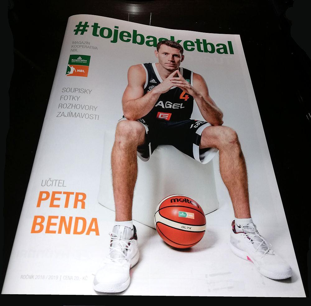 magazín #tojebasketball