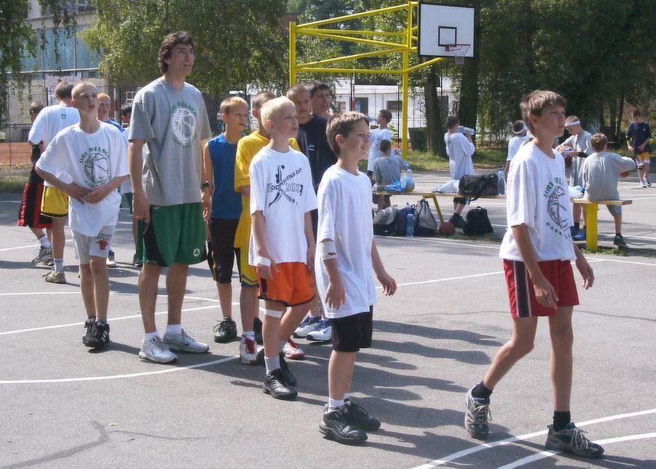 Welsch kemp Nymburk 2004