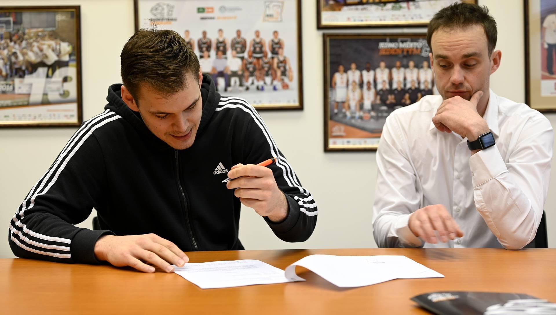 Jaromír Bohačík a Kamil Řeřábek