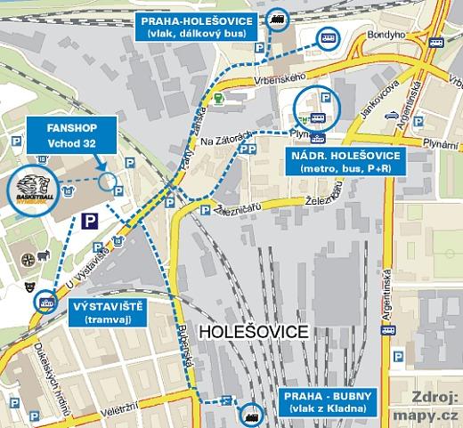 mapa e-shop