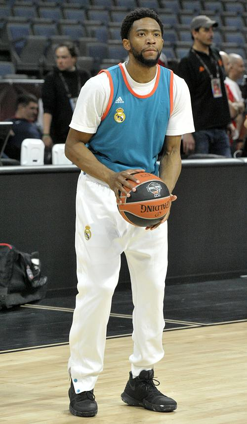 Chasson Randle - Real Madrid
