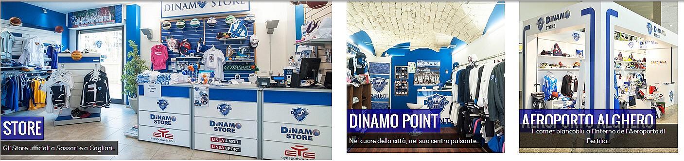 fanshopy Dinamo Sassari